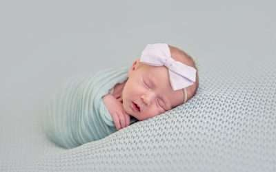 Teeny Peanut | Utah County Newborn Baby Photographer