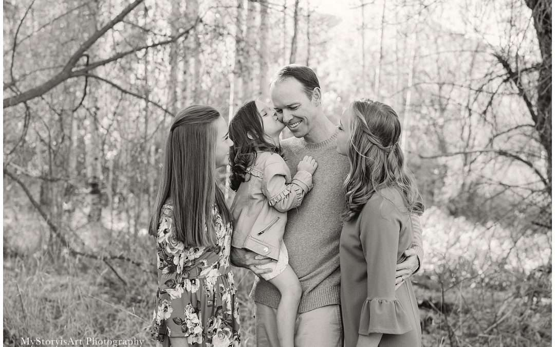 Party of 7 | Utah County Child Family Photography