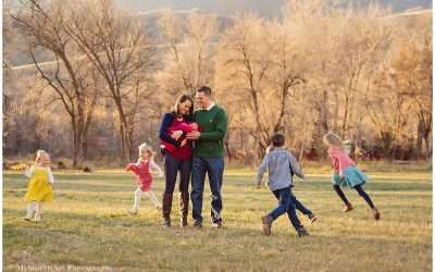 Beautiful November  | Utah County Child Family Photography