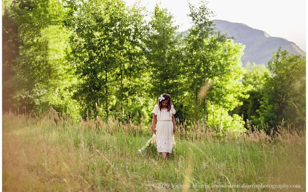 Great to be 8 | Utah County Child Photographer